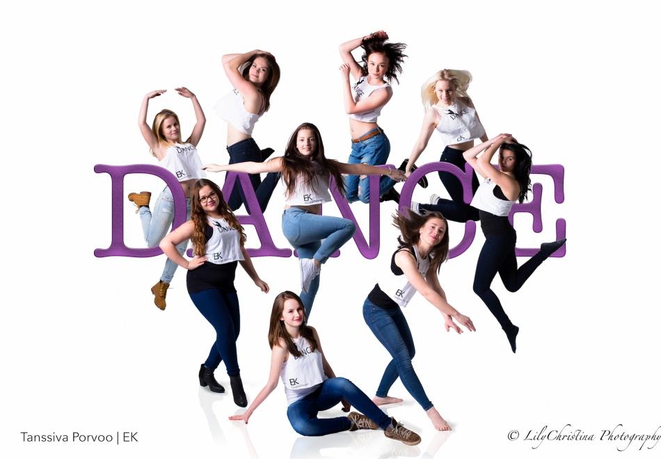 tanssiva porvoo, tanssikoulu porvoo, showtanssi porvoo, baletti porvoo, ek-ryhmä, tanssivan porvoon ek-ryhmä