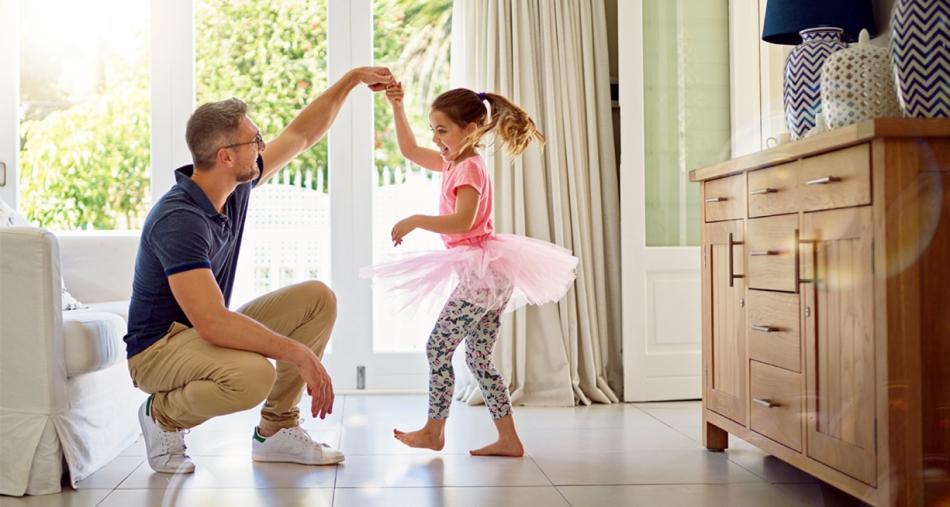 Tanssiva Porvoo, isänpäivä